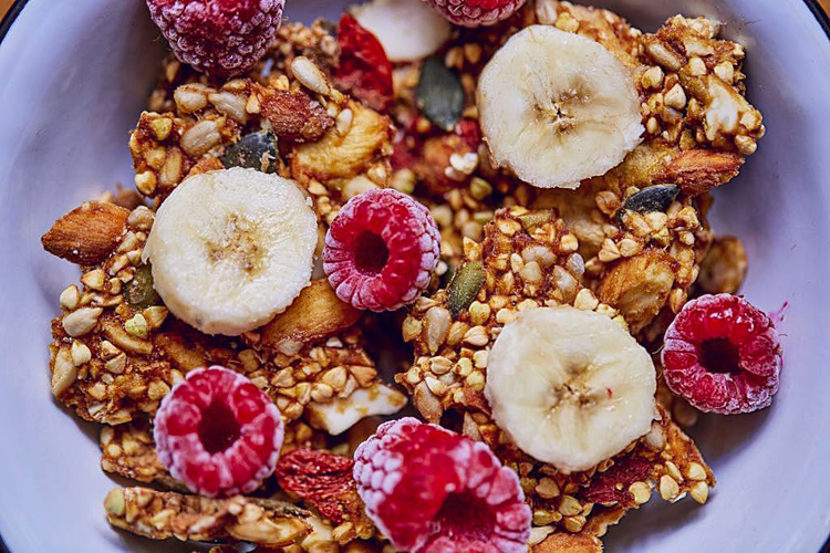 Où trouver un granola sans gluten à Paris ?! ©Wild & The Moon