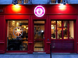 Chez Hank Pizza il y a des pizzas sans gluten et vegan ©Because Gus