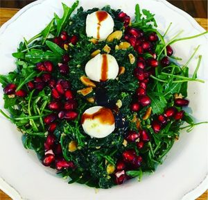 Salade by ©Huguette Maison de Famille - gluten free friendly