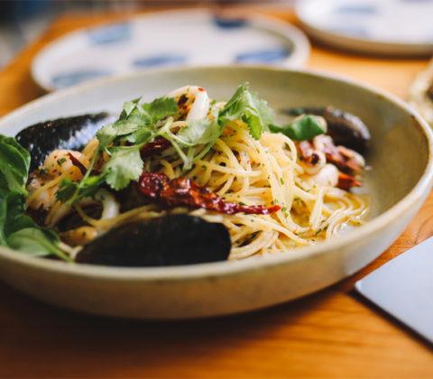Le top des restaurants italiens sans gluten à Paris