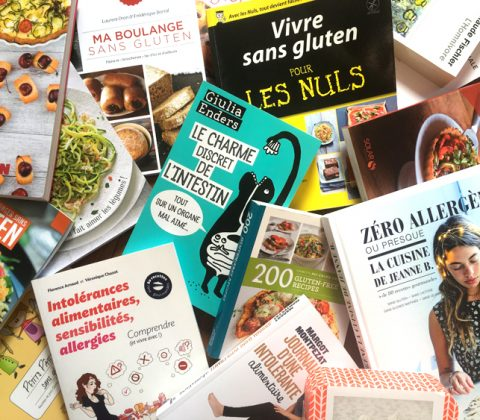 Les livres de recettes sans gluten incontournables ! ©Because Gus