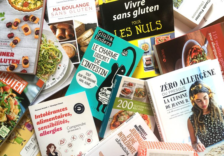 La librairie sans gluten de Because Gus ©Because Gus