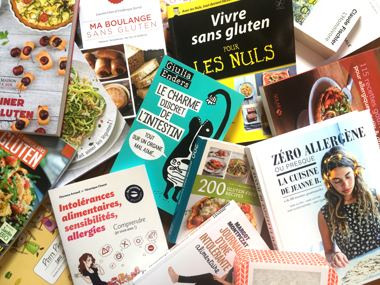 Les Livres De Recettes Sans Gluten Incontournables Because Gus