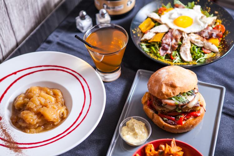 Max A Table - burgers sans gluten à Bordeaux ©Max à Table
