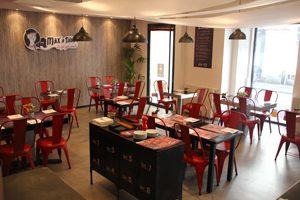 Chez ©Max A Table burgers sans gluten à Bordeaux