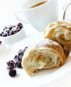 Les croissants ©Schär qu'on essayera peut être de faire pendant les ateliers de cuisine sans gluten avec Schär à la rédac !!