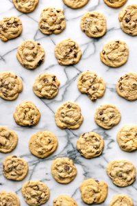 On fait des cookies pendant les ateliers de cuisine sans gluten avec Schär à la rédac ?? ©Erol Ahmed