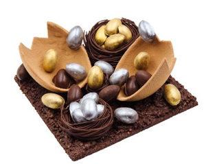 """Pour quel chocolat sans gluten craquer ? - Le """"Nid Douillet et Gourmet"""" ©Foucade"""