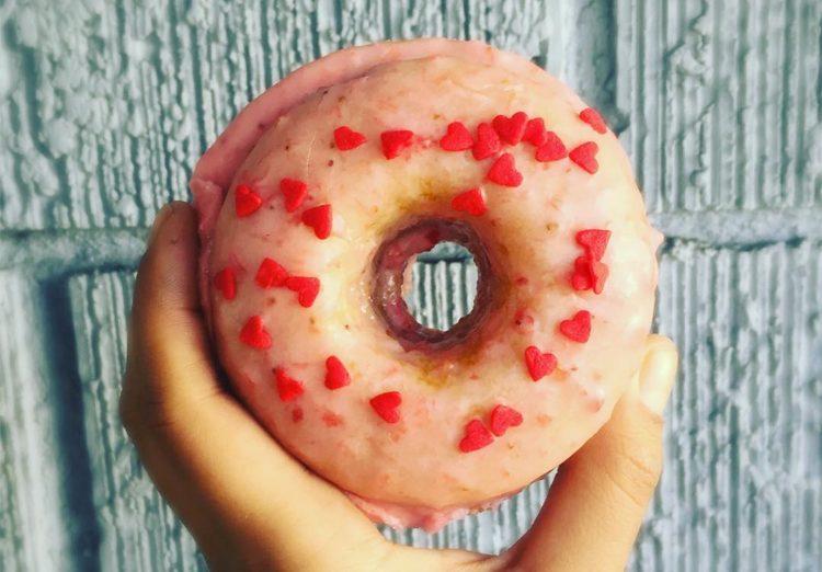 Fonuts - donuts sans gluten à Los Angeles ©Fonuts