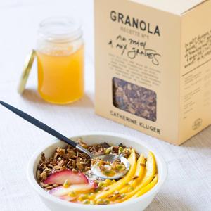 Où trouver un granola sans gluten à Paris ?! Qui a faim ? ©Granola Catherine Kluger