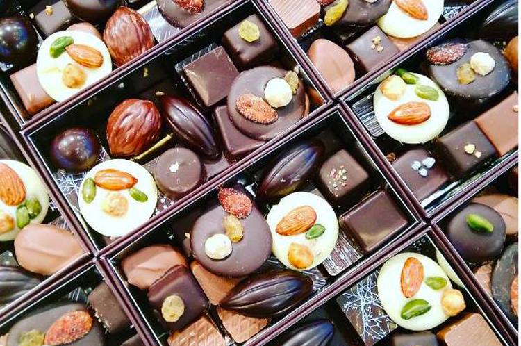 Ilet Gourmand - chocolaterie sans gluten à Lyon