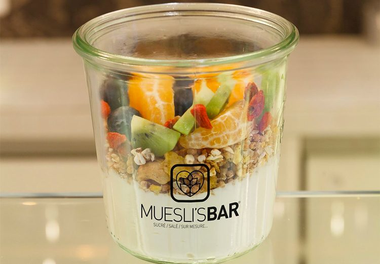 Muesli's BAR - option sans gluten à Paris