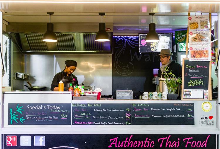 Wan Thaï Food - food truck thaï à Bruxelles