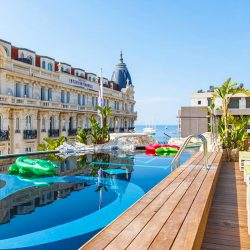 Le 3.14 - Hôtel gluten free friendly à Cannes