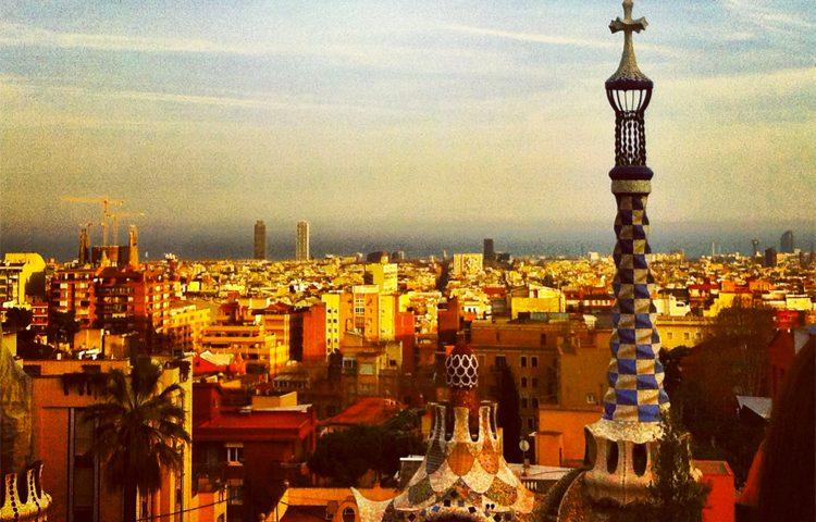 Escapade sans gluten à Barcelone avec Charlotte Ria du SAAPS ! ©Catherine Shyu