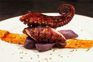 Haute gastronomie chez ©En Ville lors d'un séjour sans gluten à Barcelone