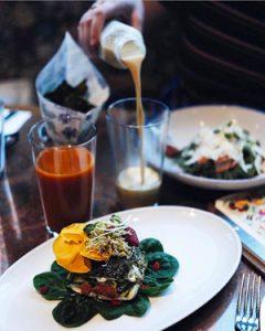 Chez Flax and Kale @Chloeandyou on mange sain et sans gluten à Barcelone