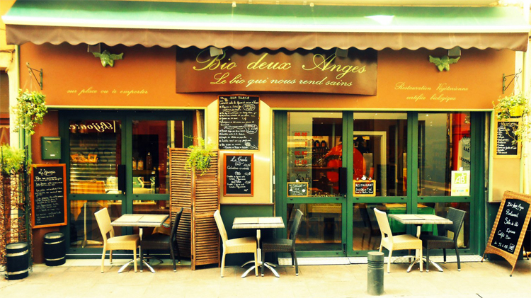 Bio Deux Anges - gluten free friendly à Perpignan