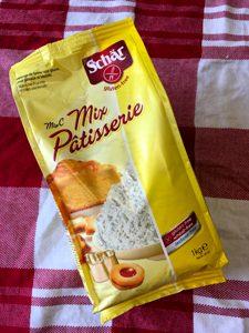 Le fameux mix C de Schär ©Because Gus pratique pour cette recette de brownie sans gluten ni lactose