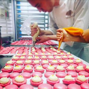 Peut-on passer son CAP pâtisserie quand on est sans gluten ? - En cuisine au ©Mandarin Oriental Paris