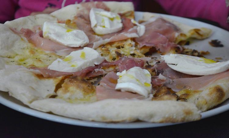 Il Piccolo Focone - pizza 100% sans gluten à Barcelone