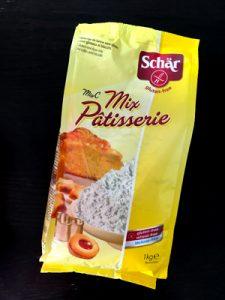 Le fameux mix C de ©Schär pour réaliser notre recette de quiche sans gluten