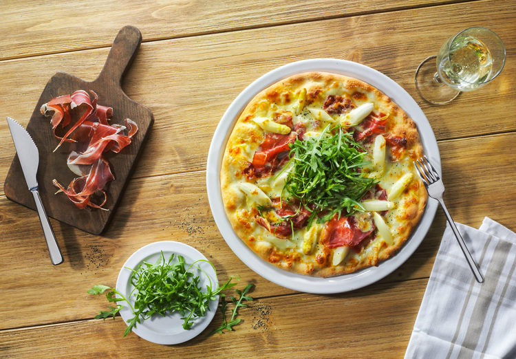 Vapiano - italien sans gluten à Saarebruck