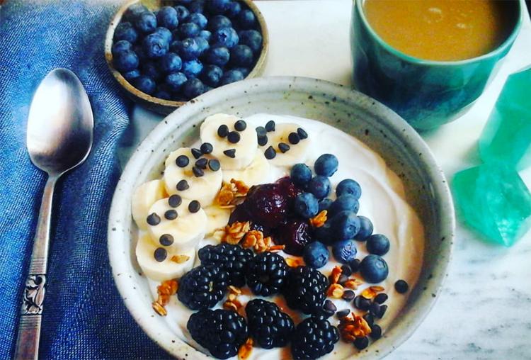 Avalanche de yaourts sans lactose ! @featherquartz