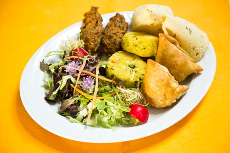 Saveurs de l'Inde - gluten free friendly à Colmar