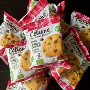 Qui craque pour un cheese-cake sans gluten ni lactose ?! Les cookies Céliane ©Because Gus
