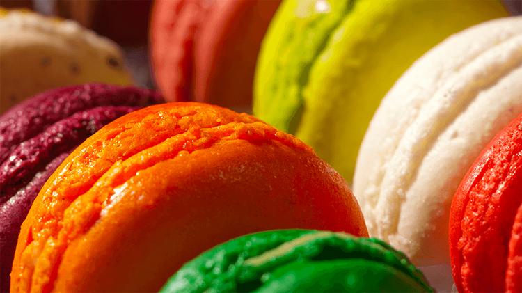 Gérard Cabiron - macarons et glaces sans gluten