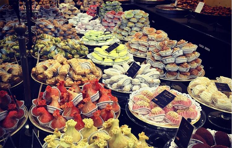 La Bague de Kenza - pâtisseries orientales sans gluten