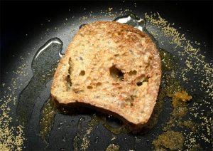 La recette du pain perdu sans gluten et vegan ! ©Because Gus