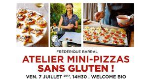 Atelier et apéro sans gluten mercredi 5 juillet !!