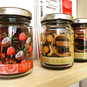 Des bonbons sans gluten pour petits et grands - Les Biobecs de ©Mme Green !