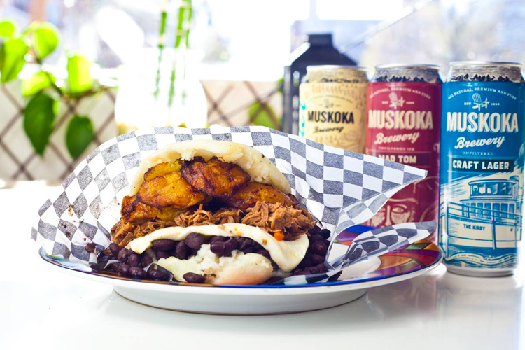 El Arepazo - 100% sans gluten à Toronto