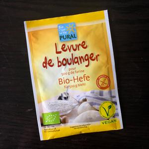 La levure sans gluten ©Because Gus - Une part de fougasse sans gluten pour l'apéro ?!