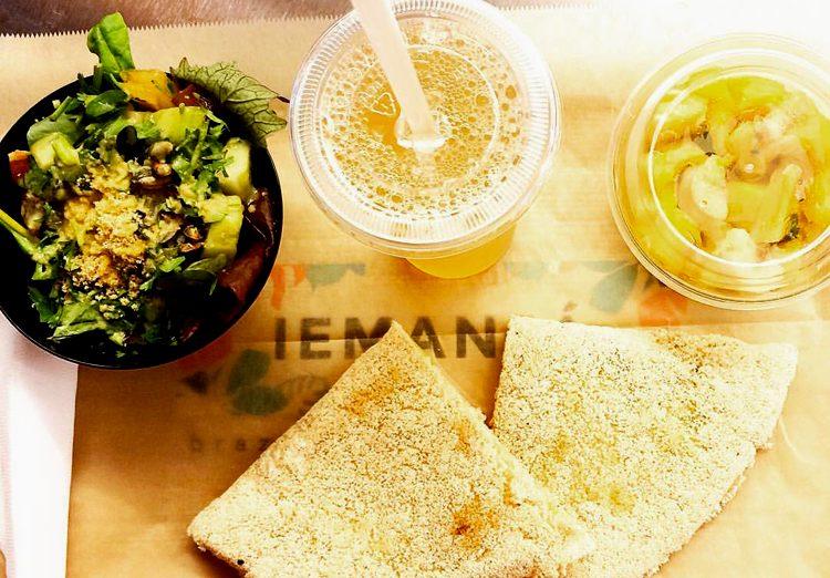 Iemanja - tapiocaria 100% sans gluten à Paris