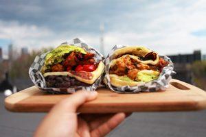 Le meilleur pour la fin ! ©Los Arepazo- Où manger sans gluten à Toronto ?