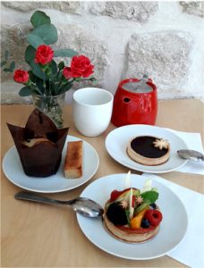 Rêve éveillé chez ©Onyriza - Les adresses sans gluten à découvrir à Paris