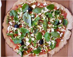 Pizzaaaa sans gluten à Avignon ©Noëlla et ses Pizzas