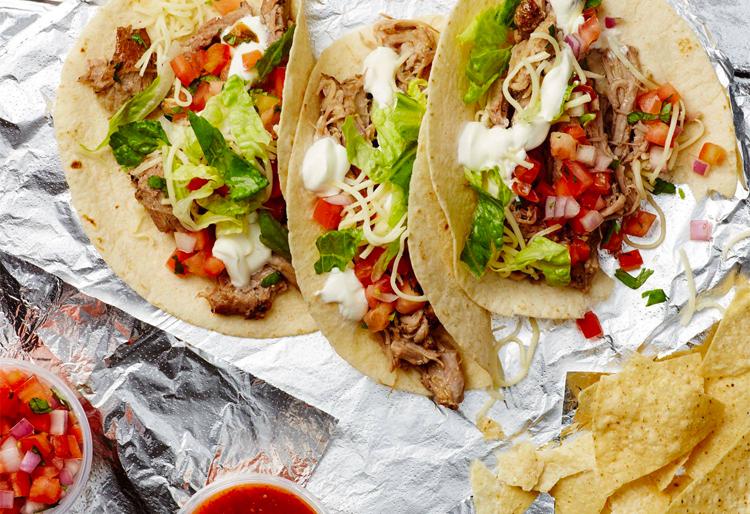 Chipotle - tacos sans gluten à Paris
