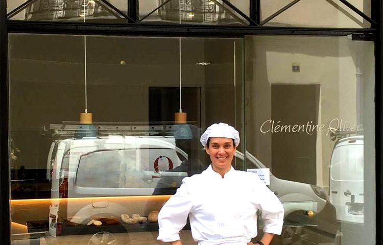 Clémentine Oliver, de psy à boulangère gluten free !