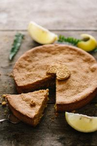 Où manger sans gluten sur la Côte Basque ? Le gâteau basque par ©Maison Miettes