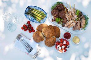 Le bon plan pour des courses sans gluten avec Genius - Plein de recettes !! ©Genius