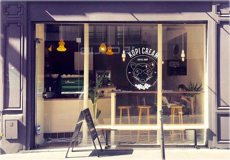 Kopi Cream - 100% sans gluten à Paris