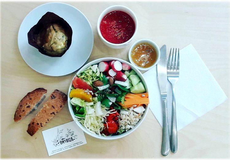 Onyriza - 100 % sans gluten à Paris
