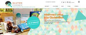 Le guide des e-shops sans gluten ! ©GlutenCorner