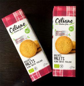 Le tiramisù sans gluten ni lactose de Céliane à gagner ! - Les palets Céliane !! ©Because Gus