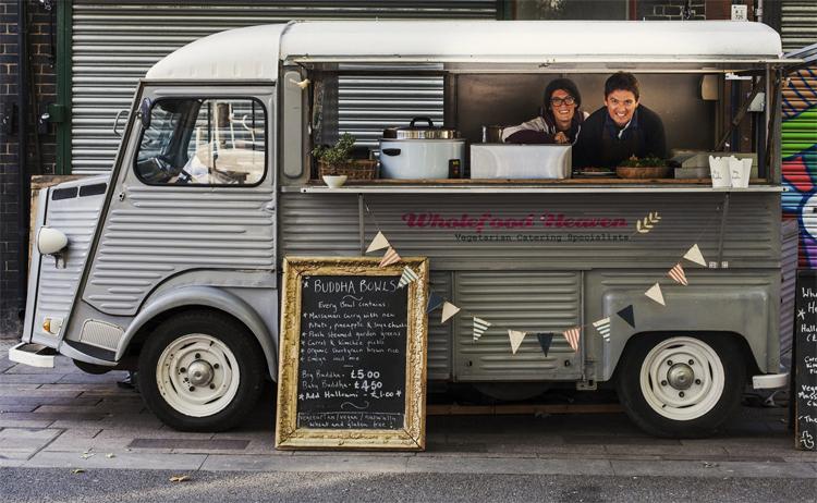 Wholefood Heaven - 100% sans gluten à Londres